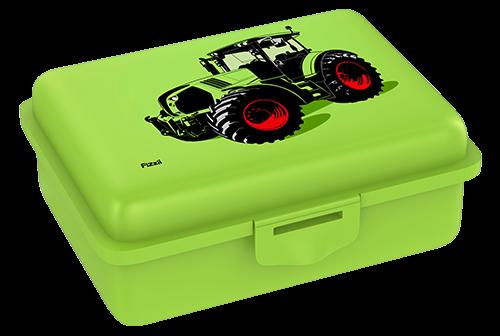 Fizzii Trecker, Lunchbox Kiwi mit Trennfach