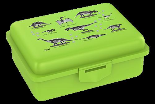 Fizzii Dino, Lunchbox Kiwi mit Trennfach
