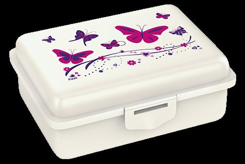 Fizzii Brotdose Schmetterling
