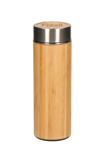 Fizzii Tea2Go Thermo Wood