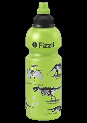 Fizzii Kindertrinkflasche 600 ml Dino