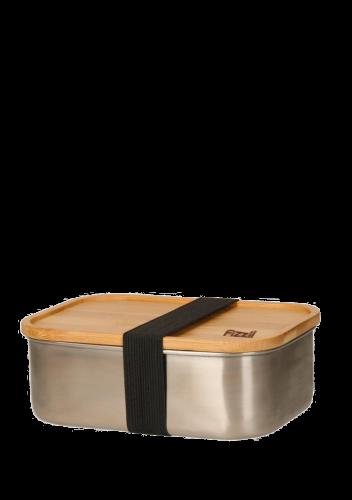 Fizzii Vesper Brotdose aus Edelstahl