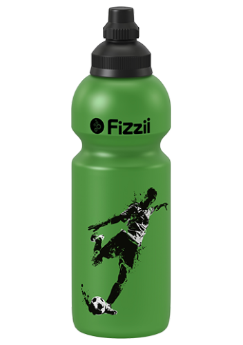 Fizzii Kindertrinkflasche 600 ml Kicker