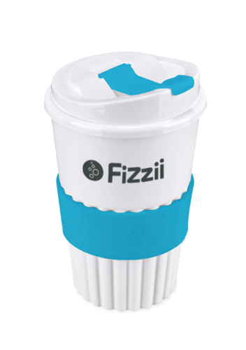 Fizzii Coffee to go, mit Manschette